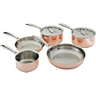 more details on Heart of House Copper 5 Piece Pan Set.