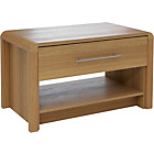 more details on Heart of House Elford 1 Drawer Coffee Table - Oak Effect.