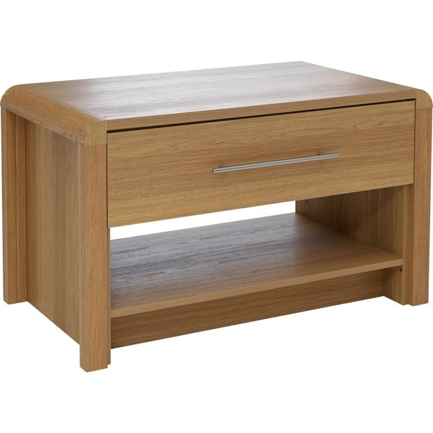 Buy heart of house elford 1 drawer coffee table oak effect at your online shop Buy home furniture online uk