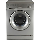 more details on Bush F621QS 6KG 1200 Spin Washing Machine - Silver/Exp.Del.