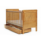 more details on Winnie the Pooh Cot Bed and Under Drawer - Pine.