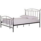more details on Barcelona Double Bed Frame - Black.