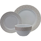 more details on Heart of House Manhattan 12 Piece Geometric Dinner Set.
