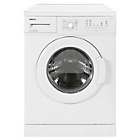 more details on Beko WM6120W 6KG 1200 Spin Washing Machine - Ins/Del/Rec.
