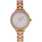 more details on Caravelle New York Ladies' Rose Bracelet Watch.
