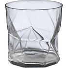 more details on Habitat Cassiopea Set of 6 Tumblers - Clear.