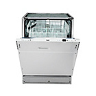 more details on Bush DWFS125W Integrated Full Size Dishwasher - White.