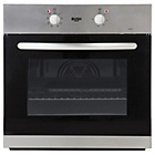 more details on Bush AE6BSS Single Electric Oven - Stainless Steel.