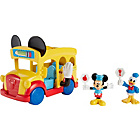 more details on Fisher-Price Disney Mickey Mouse Clubhouse Slidin School Bus