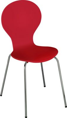 Buy ColourMatch Poppy Red Bentwood Dining Chair at Argos  : 2483993RSETTMBampwid620amphei620 from www.argos.co.uk size 620 x 620 jpeg 13kB