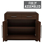 more details on Heart of House Elford 2 Door 2 Dwr Sideboard Dark Oak Effect