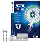 more details on Oral-B Pro 4000 Rechargeable Electric Toothbrush.