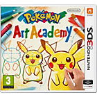 more details on Pokémon Art Academy 3DS Game.