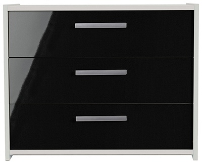 Image Result For Sywell Black And White Chest Of Drawers