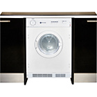 more details on White Knight C43AW Integrated Tumble Dryer - White.