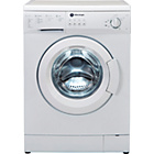more details on White Knight WM126V 6KG 1200 Spin Washing Machine - White.