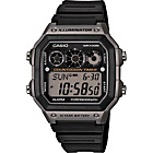 more details on Casio Men's World Time Strap Watch.