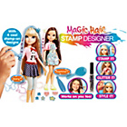 more details on Moxie Girlz Magic Hair Stampers Assortment