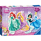 more details on Ravensburger Disney Princess 4 Large Shaped Puzzles.