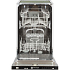 more details on White Knight DW0945IA Slimline Integrated Dishwasher - White