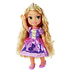 more details on Disney Princess Toddler Doll Rapunzel