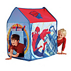 more details on Spider-Man Play Tent.