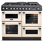 more details on Hotpoint CH10755GF S Range Cooker - Cream/Ins.