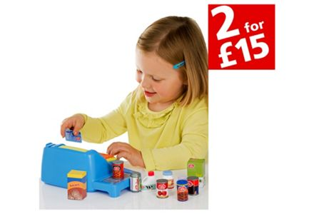2 for £15 on toys.