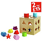 more details on Chad Valley PlaySmart Wooden Shape Sorter.