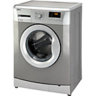 more details on Beko WMB61431S 6KG 1400 Spin Washing Machine - Silver.