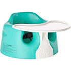 more details on Bumbo Baby Floor Seat with Play Tray - Aqua.