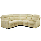 more details on HOME New Paolo Manual Recliner Right Hand Corner Sofa -Ivory