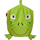 more details on Farmyard Friends Frog Beanbag - Green.
