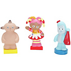 more details on In the Night Garden Water Squirters Bath Toys Triple Pack.