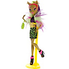 more details on Monster High Freaky Fusion Clawveen Doll.