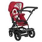 more details on Obaby ZeZu Multi Tandem Pushchair - Red.