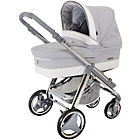 more details on Bebecar Ip-Op Evolution Combination Pushchair - Silver.
