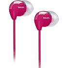 more details on Philips SHE3590PK/10 In-Ear Headphones - Pink.