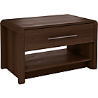 more details on Heart of House Elford 1 Drawer Coffee Table-Dark Oak Effect.