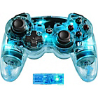 more details on Afterglow Wireless PS3 Controller - Blue.
