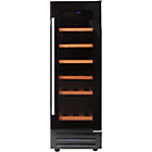 more details on GDHA300WC Wine Cooler - Black.