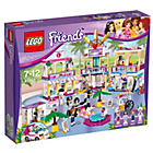 more details on LEGO Friends Heartlake Shopping Mall - 41058.