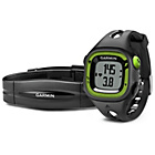 more details on Garmin Forerunner 15 GPS Fitness Watch with HRM -Black/Green