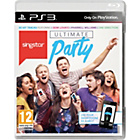 more details on Singstar PS3 Game.