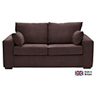 more details on Heart of House Eton Fabric Sofa Bed - Chocolate.