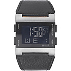 more details on Spirit Men's Black Strap Digital Watch.