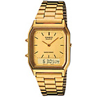 more details on Casio Men's Gold-Tone Combination Watch.