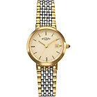 more details on Rotary Ladies' Two-Tone Quartz Bracelet Watch.