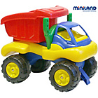 more details on Miniland Monster Truck Ride On Toy.