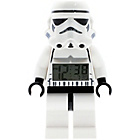 more details on LEGO Star Wars Storm Trooper Figure Alarm Clock.